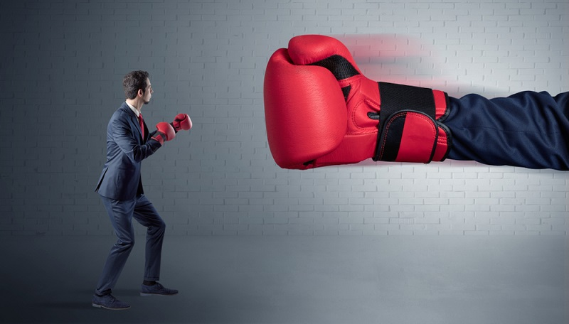 Blog 178 - Go in search of the right kind of conflict in your business